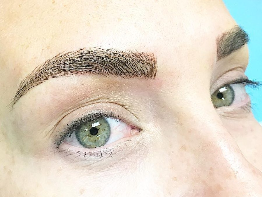 Isolation is key in eyelash extensions