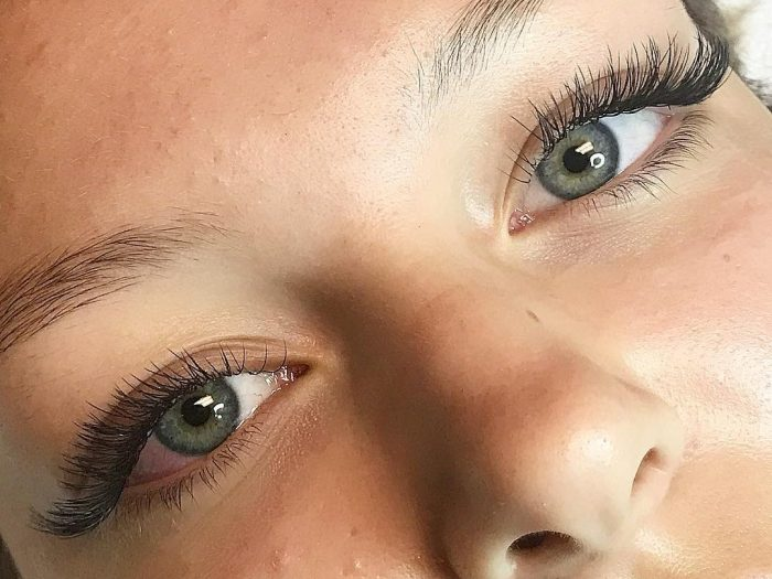 Eyelash Extensions by Sara @ Florida Microblading